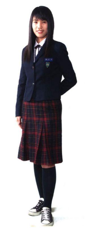 法莎莉精品初高中学生制服